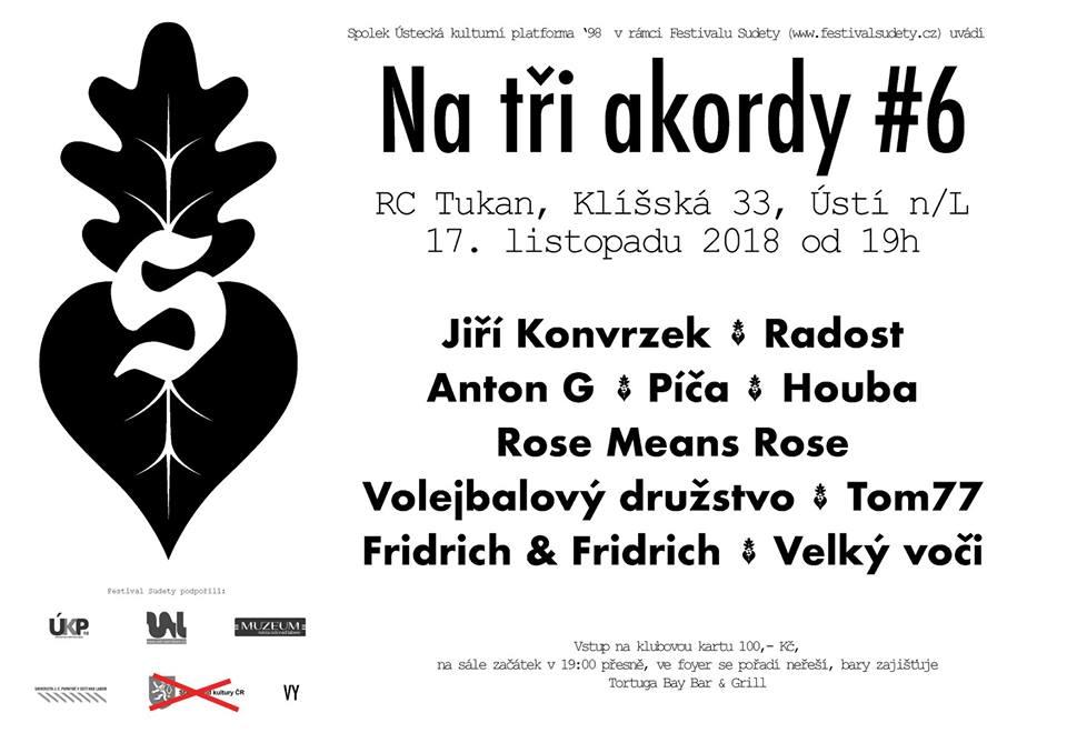 17. 11. so 19:05 Na tři akordy #6